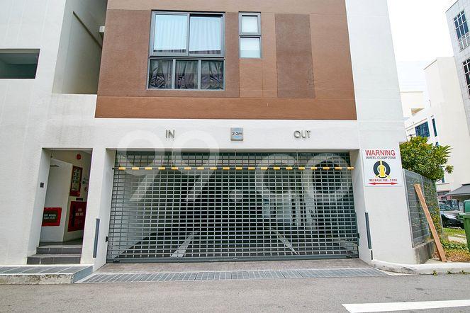 Centra Loft Centra Loft - Entrance