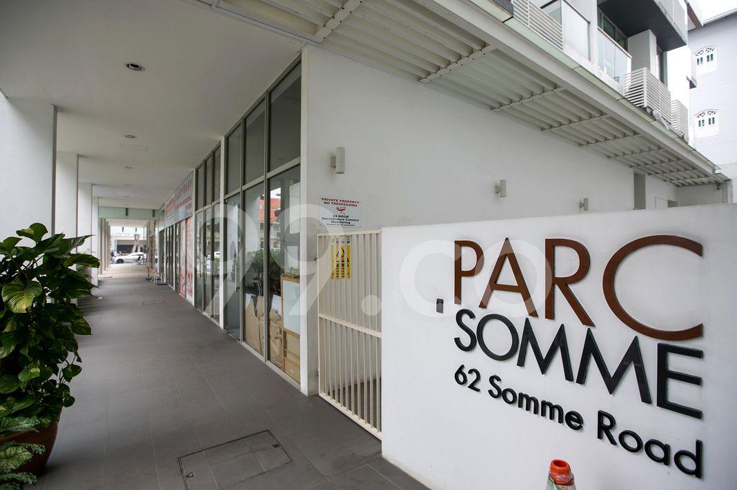 Parc Somme  Logo
