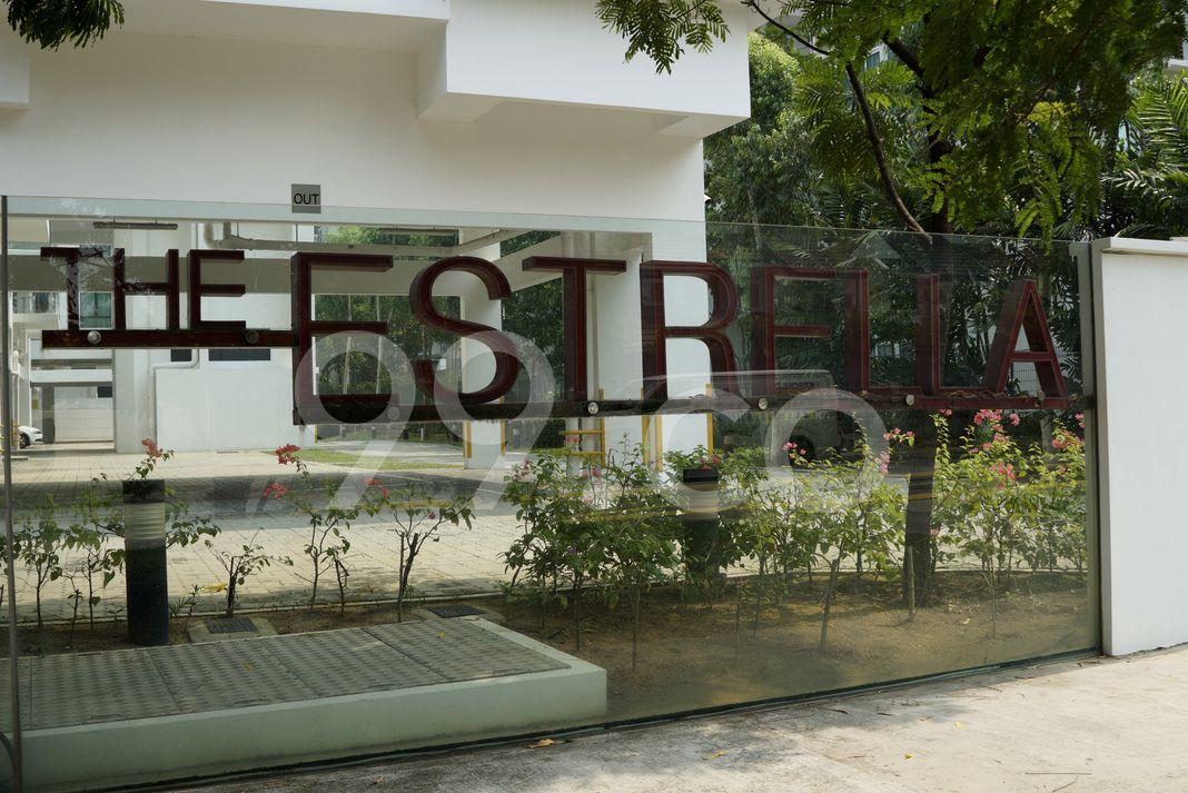 The Estrella  Logo