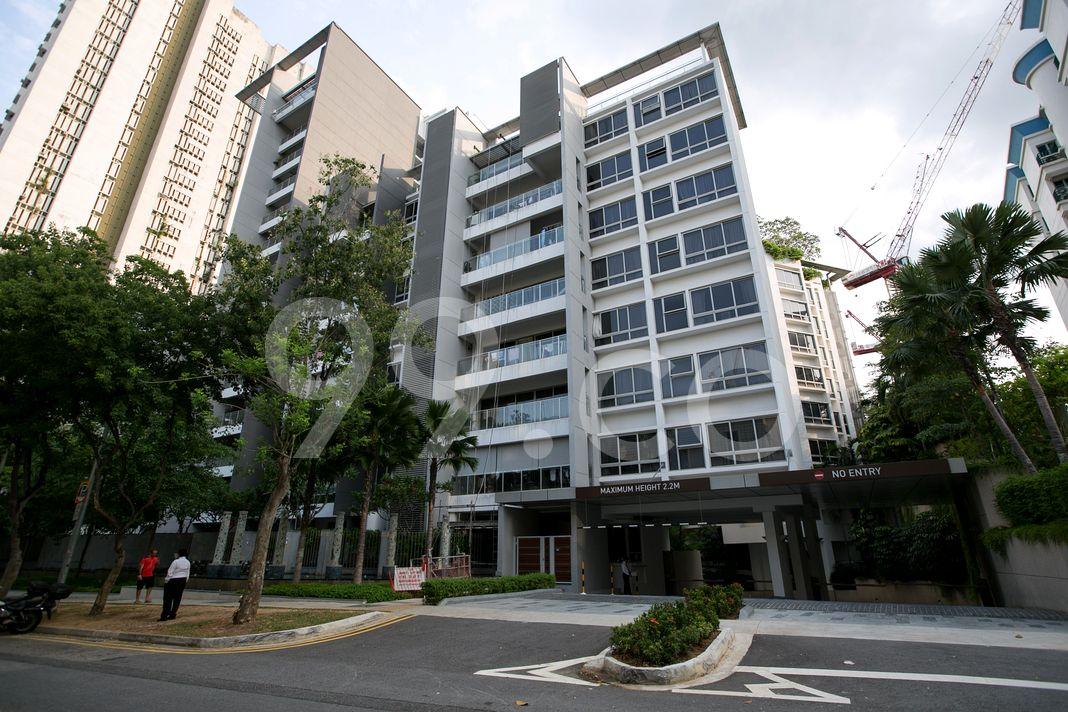 Sophia Residence  Elevation