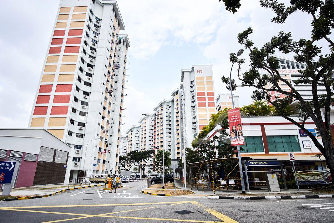Block 143 Potong Pasir