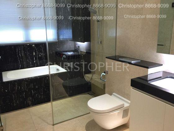MASTER BATHROOM WITH LONG BATH