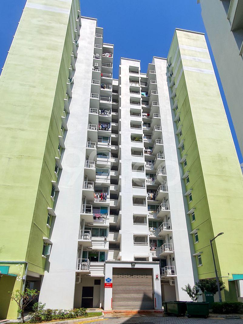 Block 281B Compassvale Ancilla