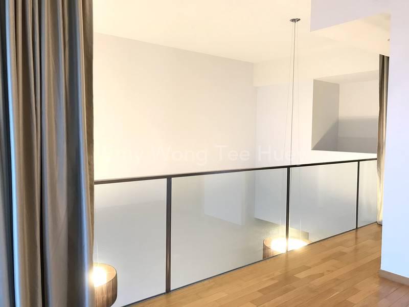 Loft - View taken from  master bedroom