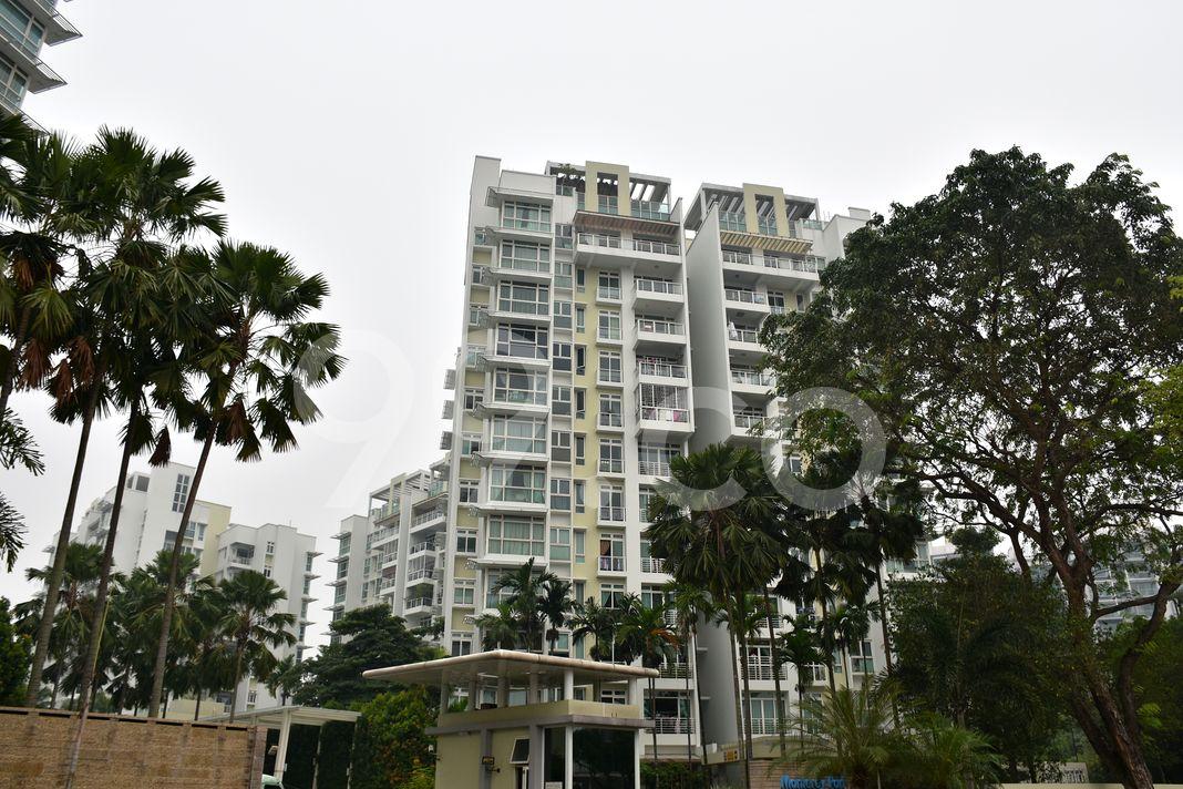 Monterey Park Condominium  Elevation
