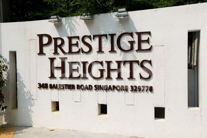Prestige Heights Prestige Heights - Logo