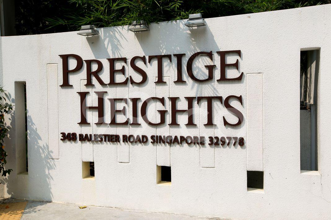 Prestige Heights  Logo