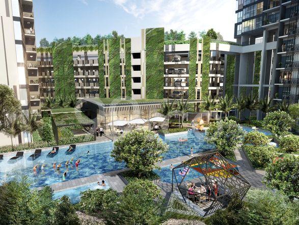 Gem Residences Pool