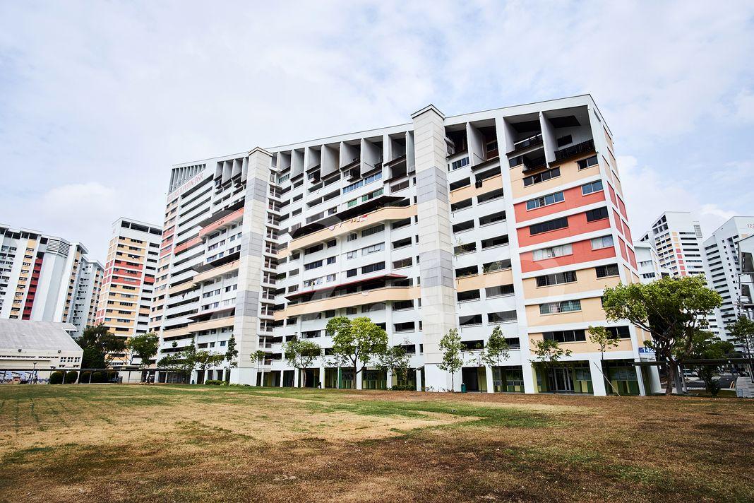 Block 142 Potong Pasir