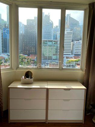 Masterbedroom view