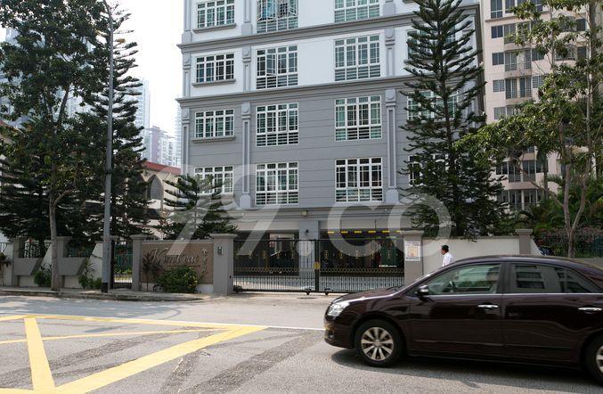 Kim Keat Lodge Kim Keat Lodge - Entrance