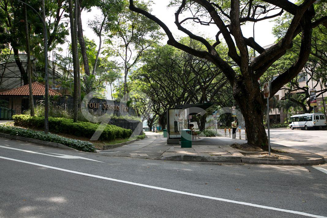 Four Seasons Park  Street