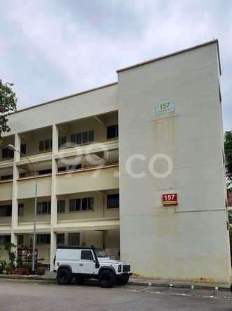 HDB-Hougang Block 157 HDB-Hougang