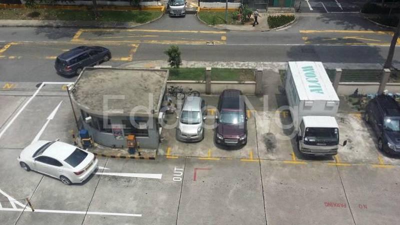 Ample parking Lots