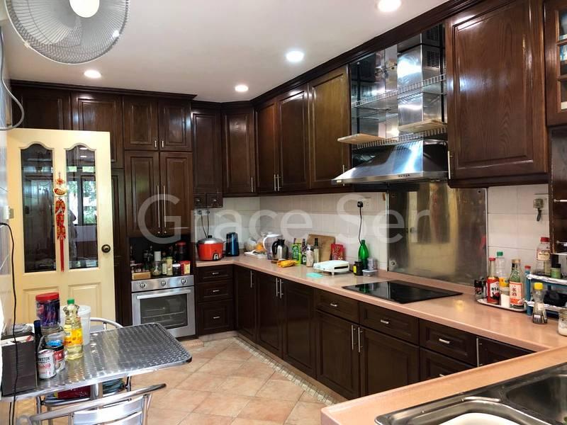 Well Maintenance Kitchen