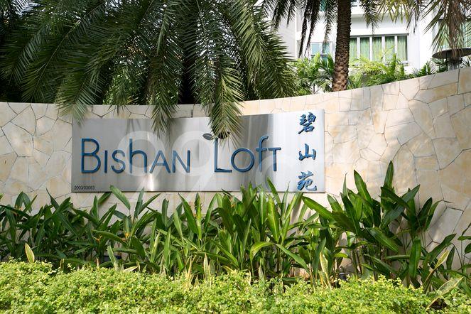 Bishan Loft Bishan Loft - Logo