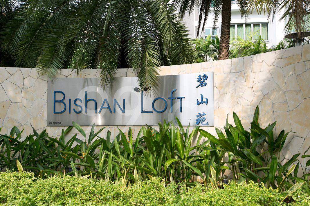 Bishan Loft  Logo