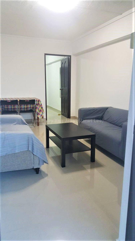 1 bedder  - living hall
