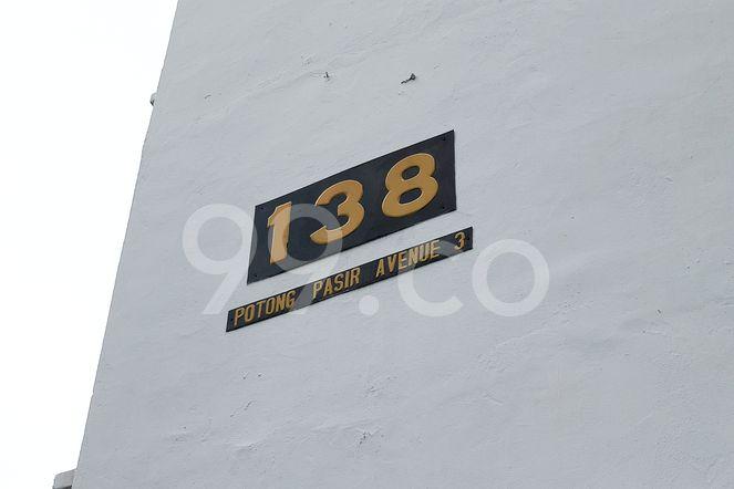 HDB-Potong Pasir Block 138 Potong Pasir
