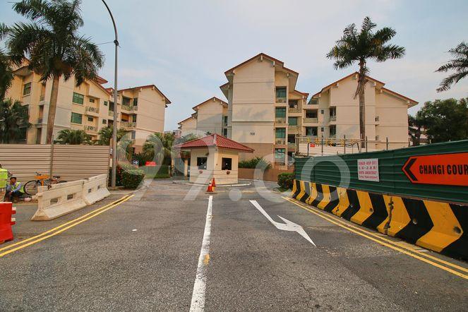 Changi Court Changi Court - Street