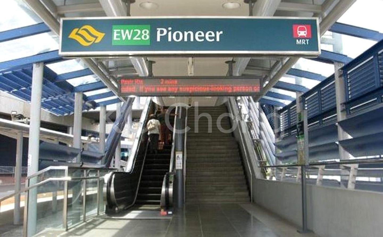 Pioneer MRT