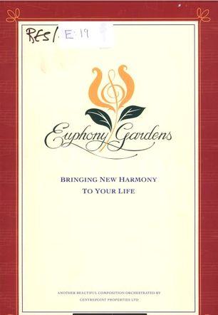 Euphony Gardens Euphony Gardens - Cover
