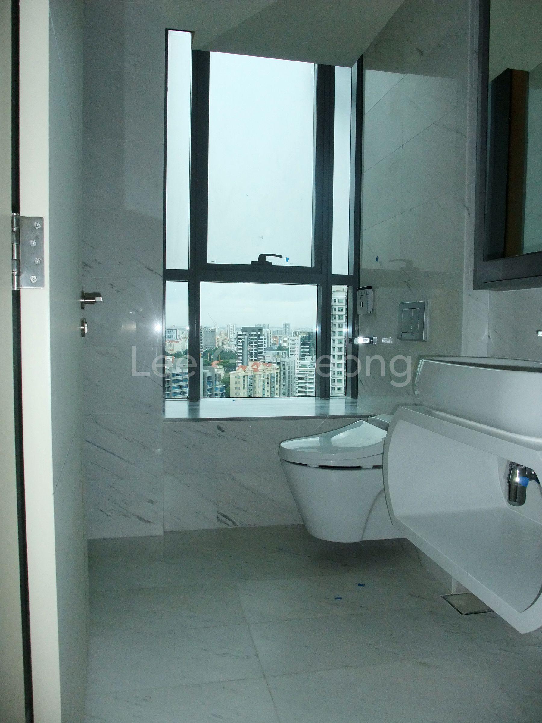 Master bathroom