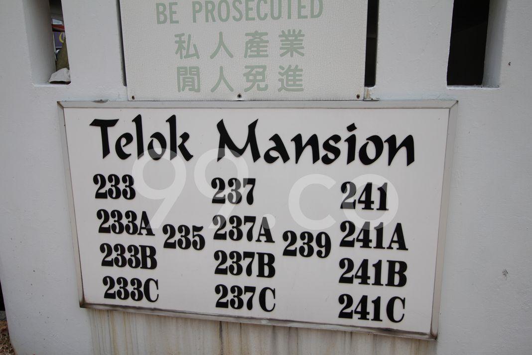 Telok Mansion  Logo