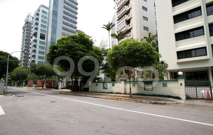 Visin Apartment Visin Apartment - Street