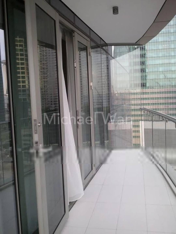 One Shenton #2x-02 Balcony