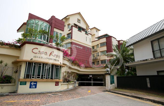 Casa Rosa Casa Rosa - Entrance