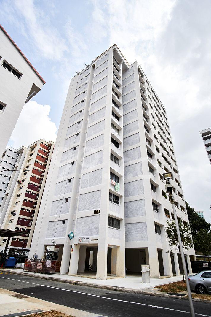 Block 108 Potong Pasir