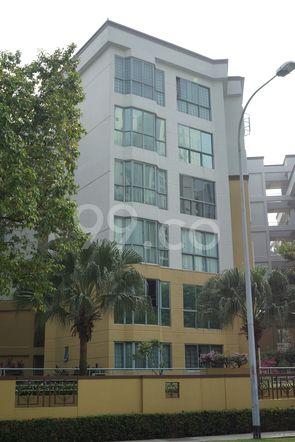 West Bay Condominium West Bay Condominium - Elevation