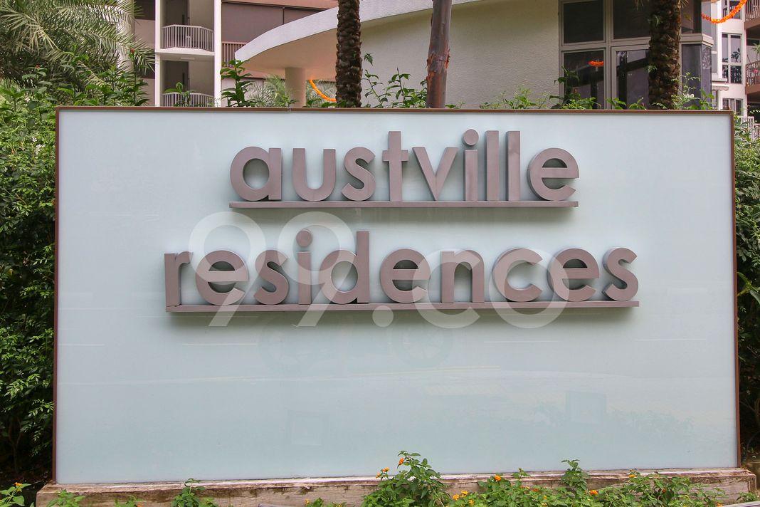 Austville Residences  Logo