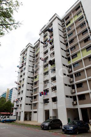 HDB-Jurong East Block 47 Jurong East