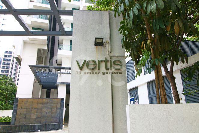 Vertis Vertis - Logo
