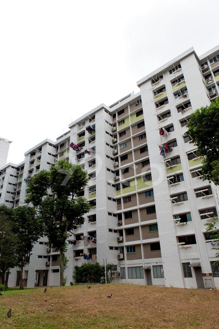 Block 32 Jurong East