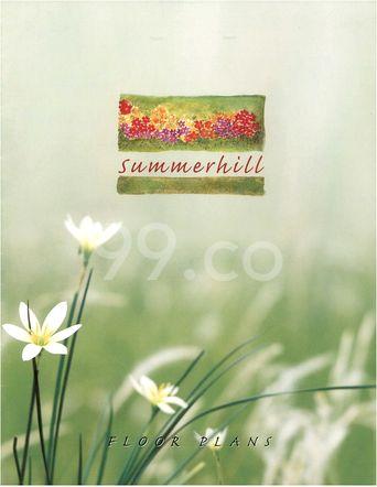 Summerhill Summerhill - Cover