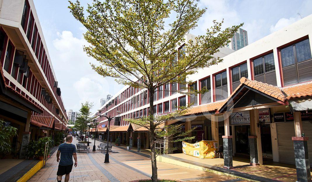 Block 185 Toa Payoh Central