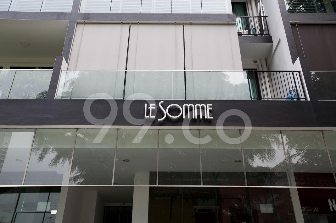 Le Somme  Logo