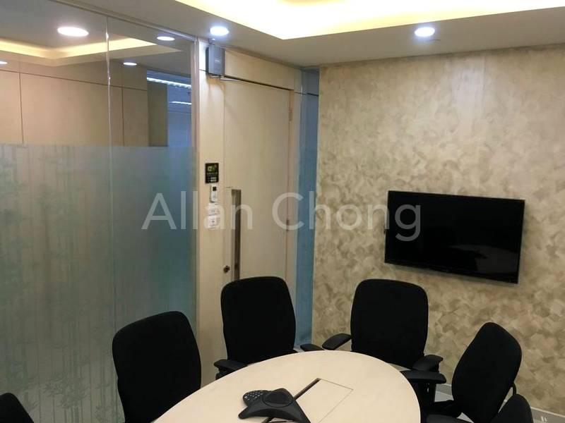 Meeting room view 3