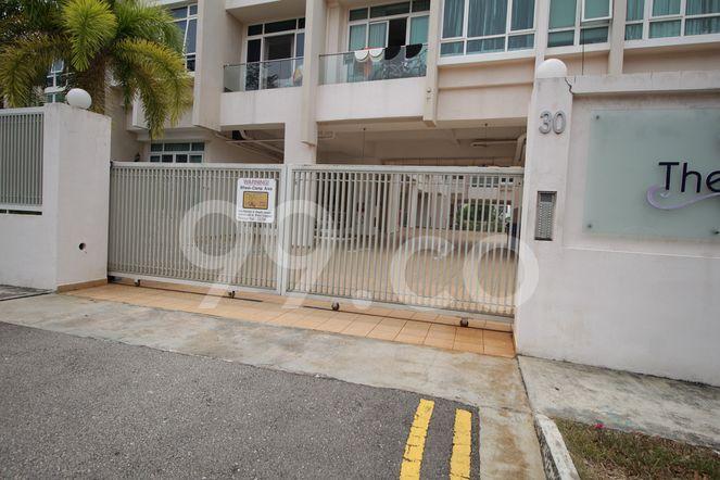 The Elegance @ Changi The Elegance @ Changi - Entrance