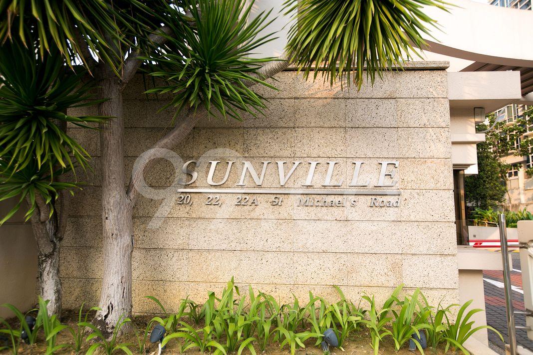 Sunville  Logo