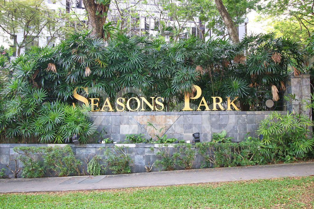 Seasons Park  Logo