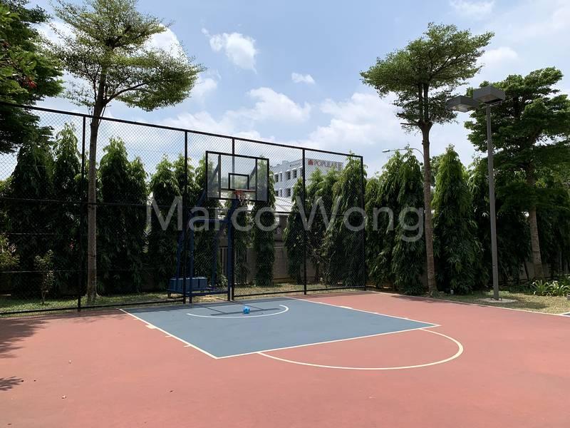 Basketball 3 on 3