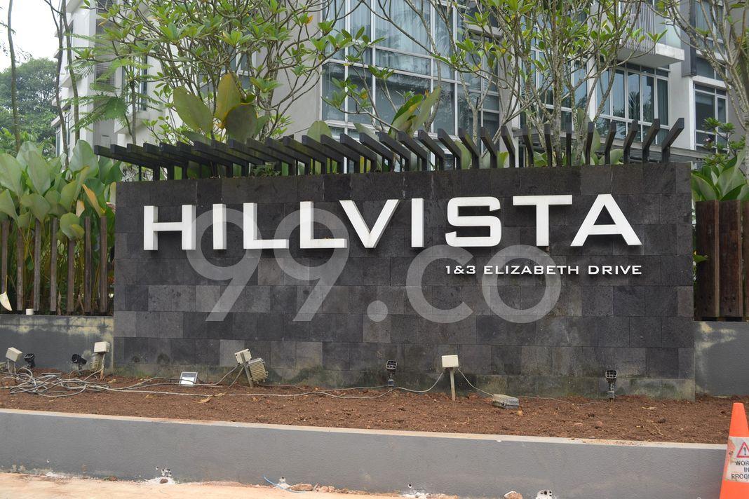 Hillvista  Logo