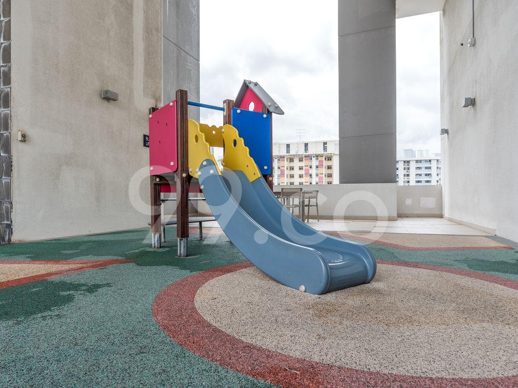 Southbank  Playground