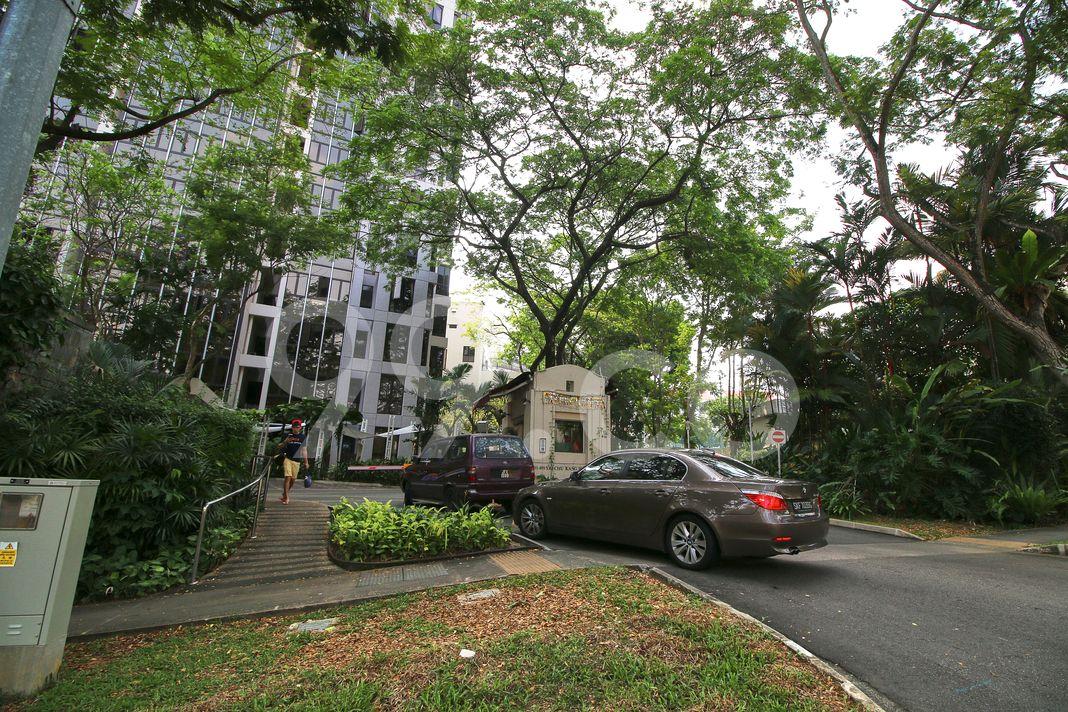 Seasons Park  Entrance