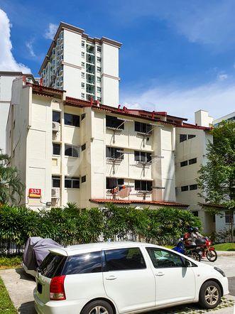 HDB-Hougang Block 333 HDB-Hougang