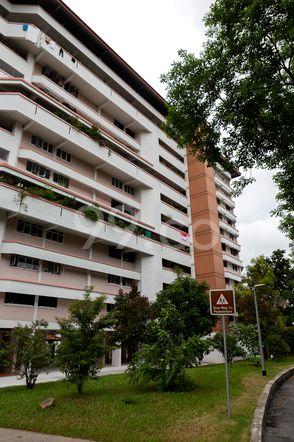 HDB-Jurong East Block 244 Jurong East